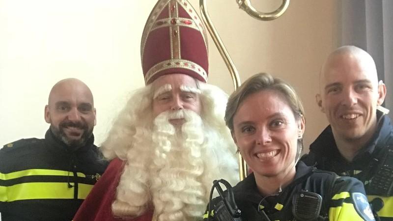 Sinterklaasfilm: 'Pakjesavond in gevaar' (Foto: Politie)