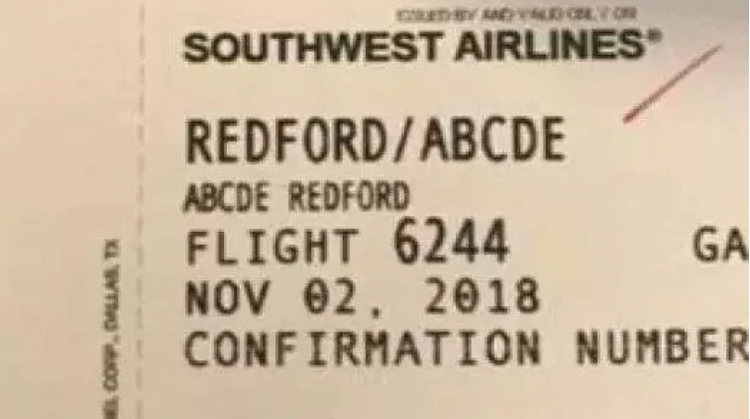 Abcde Redford