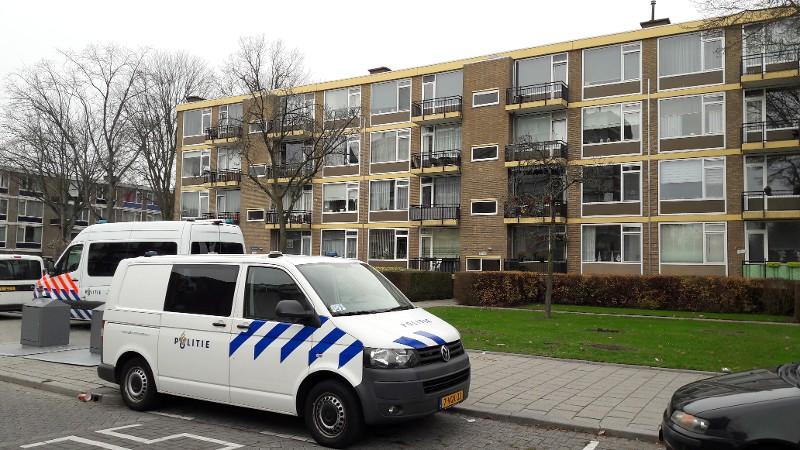 Politie onderzoekt verdachte dood jonge vrouw in Rotterdam (Politie Rotterdam)