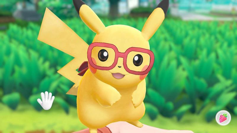 Let's GO, Pikachu 1