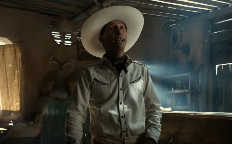 The Ballad of Buster Scruggs - Tim Blake Nelson