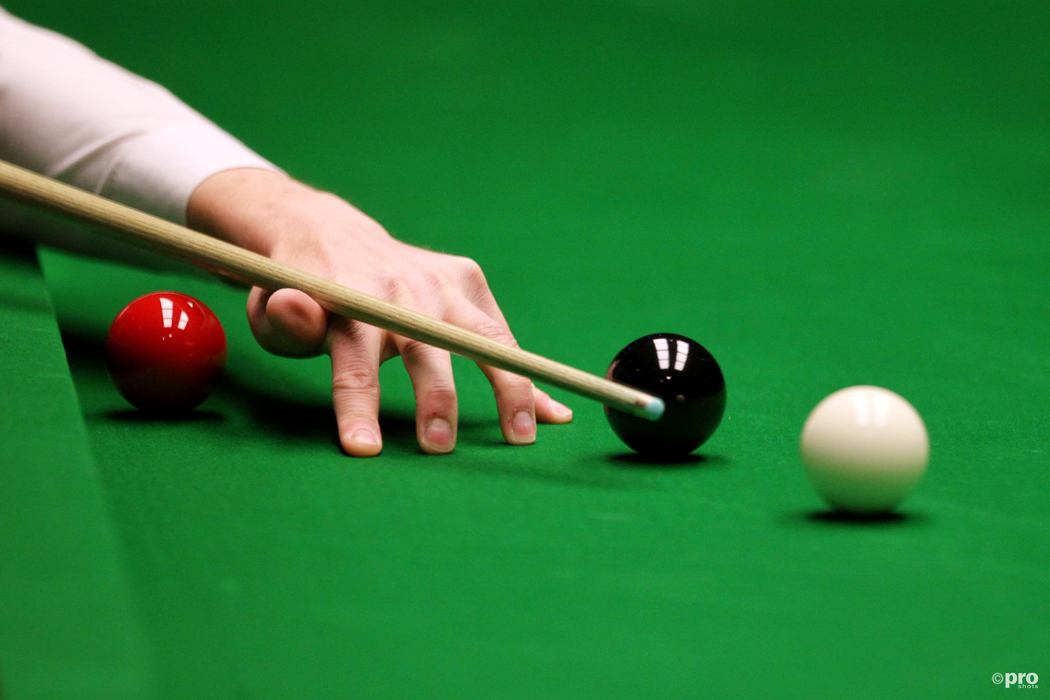 Matchfixing ook in het snooker. (PRO SHOTS/Insidefoto)