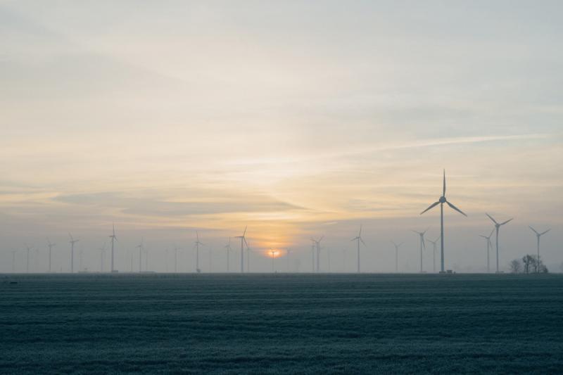 Opnieuw subsidieloze procedure voor windpark Noordzee (Stockfoto PXHere)