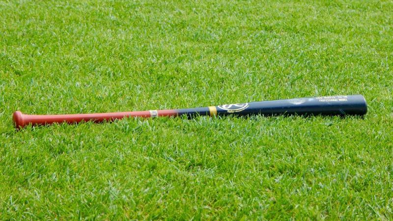 Een honkbalknuppel (niet de knuppel uit het bericht) (Foto ©Pxhere)