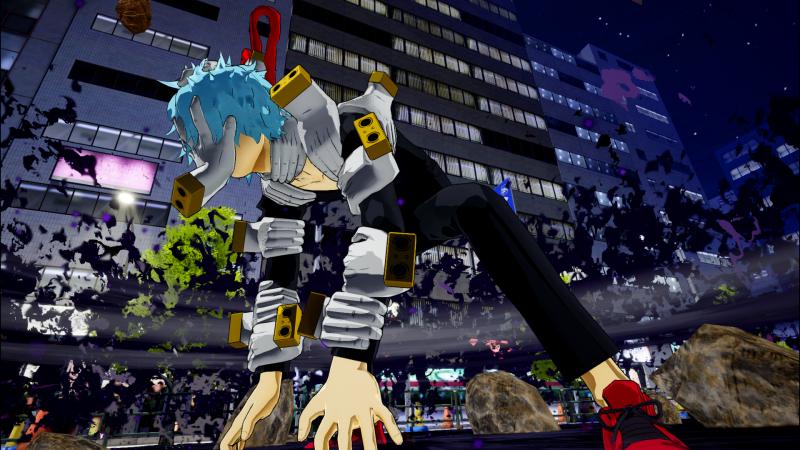 My Hero One's Justice - Shiragaki (Foto: Bandai Namco)