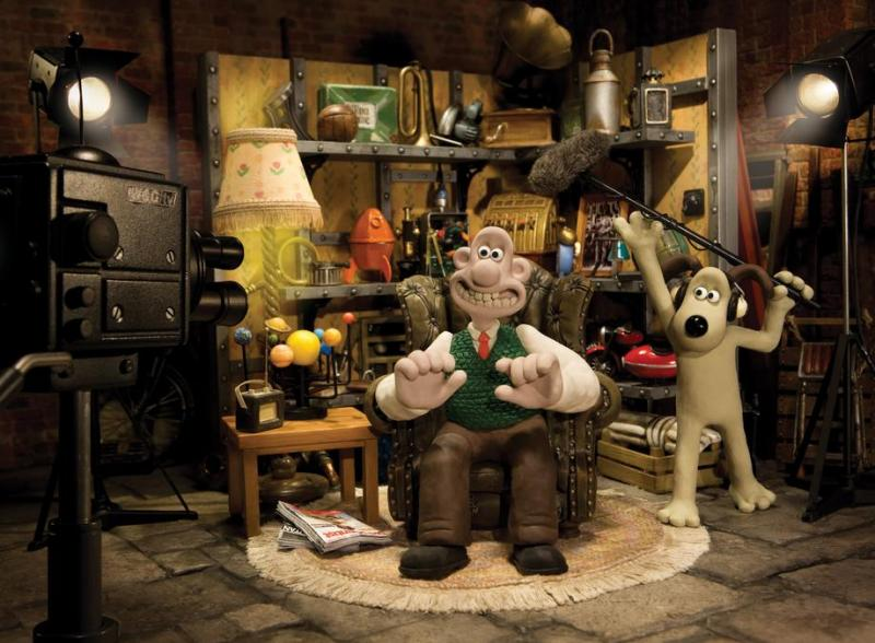 Wallace and Gromits World of Invention 4