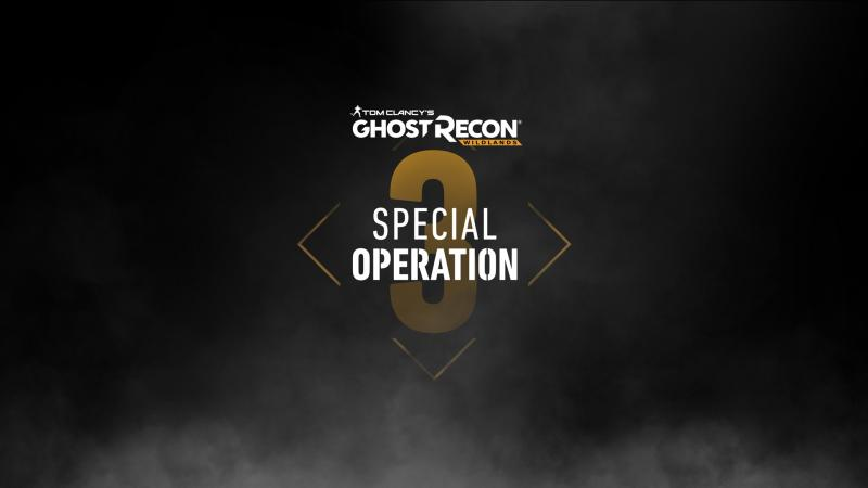 Ghost Recon Wildlands - Special Operation 3 Announcement (Foto: Ubisoft)