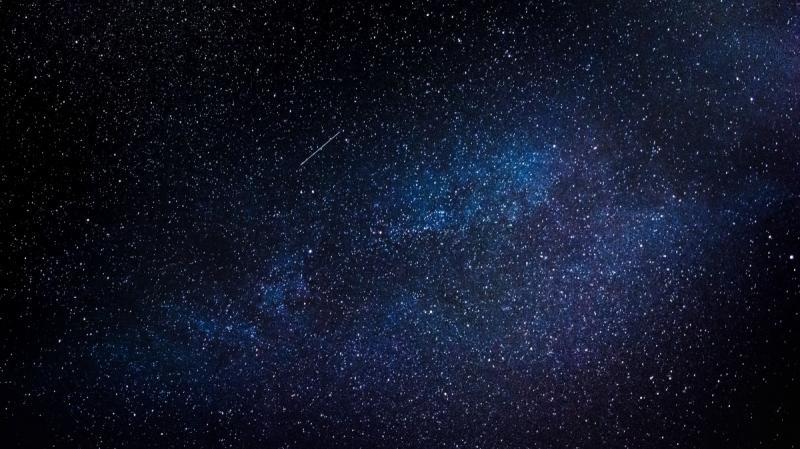 Volgende week vallende sterren kijken (Foto ter illustratie: Pxhere)