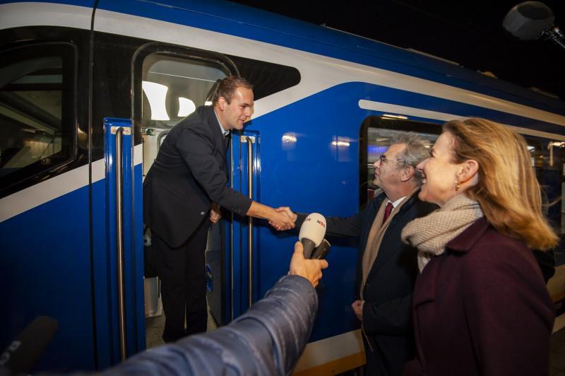 Nieuwe NS-dienstregeling soepel van start (Foto: Nederlandse Spoorwegen)