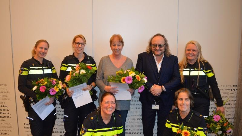 Landelijke erkenning voor de dierenpolitie (Foto: Politie.nl)