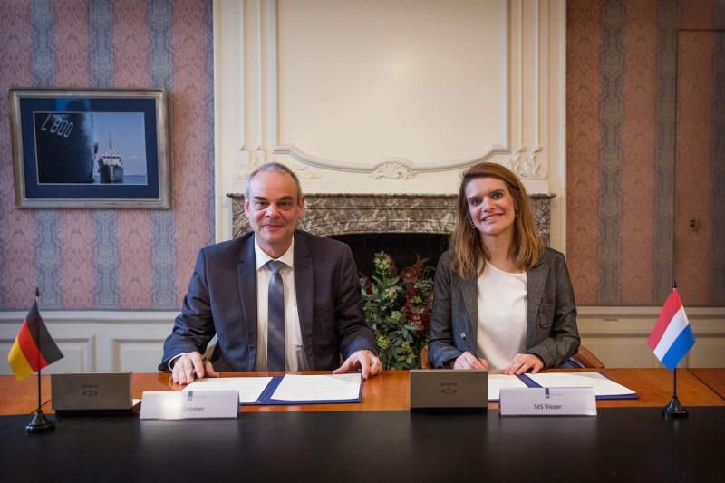 Nederland en Duitsland willen gezamenlijk EOV-apparatuur aanschaffen (Foto: Defensie.nl)