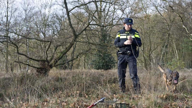 3 overvallers gepakt, 3 anderen nog spoorloos (Foto: Stockfoto politie.nl)