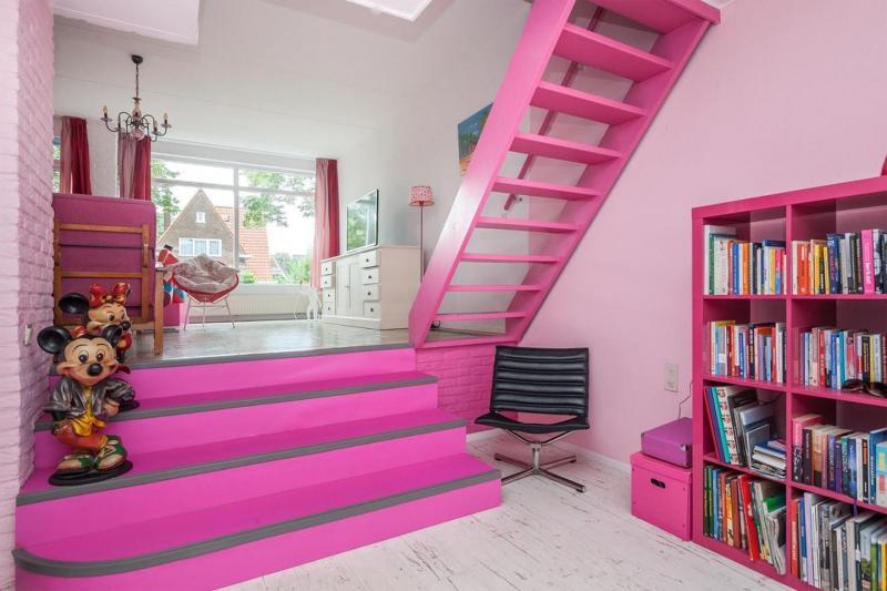 Fun met Funda #130 - Een kloddertje roze hierrrrr (Foto: Funda)