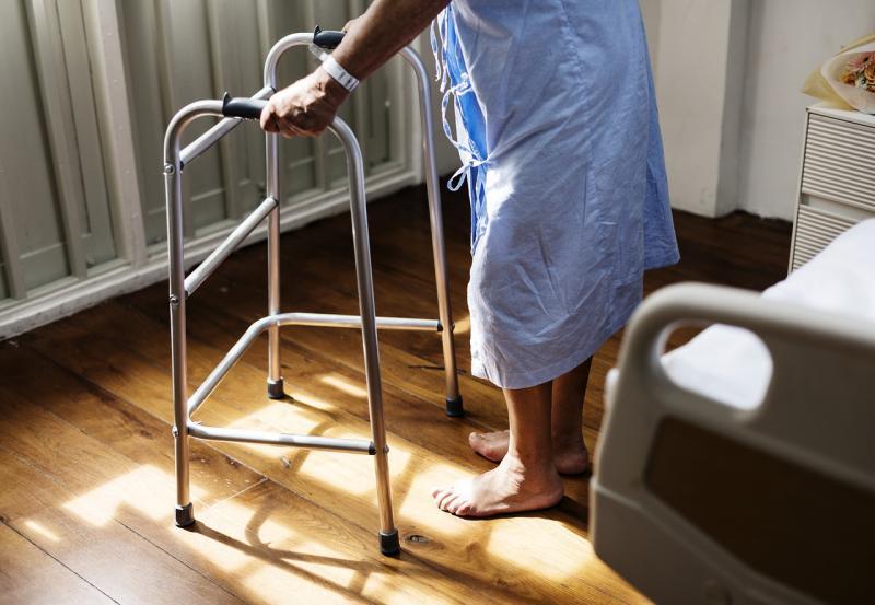 Meer ouderen in ziekenhuis met hoofdletsel (Foto: Pixabay)