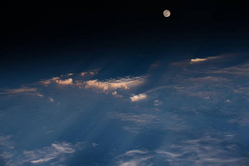 Mogelijk parelmoerwolken te zien op Kerstavond (Foto: NASA)