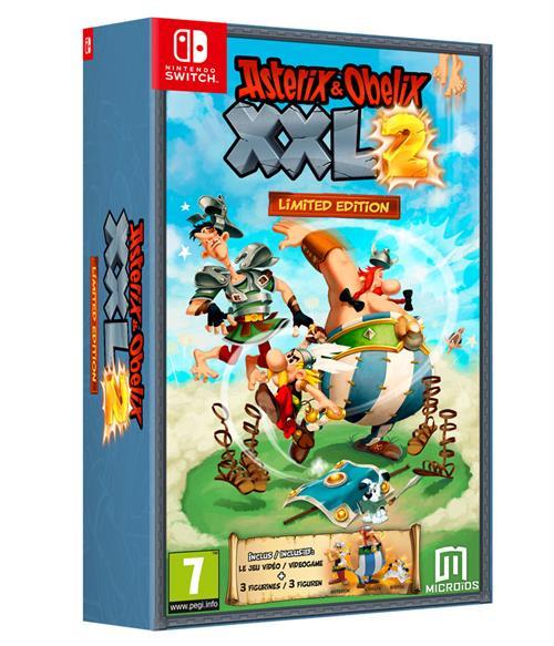 Asterix & Obelix XXL 2 Cover