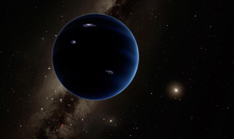Planeet-X (NASA)