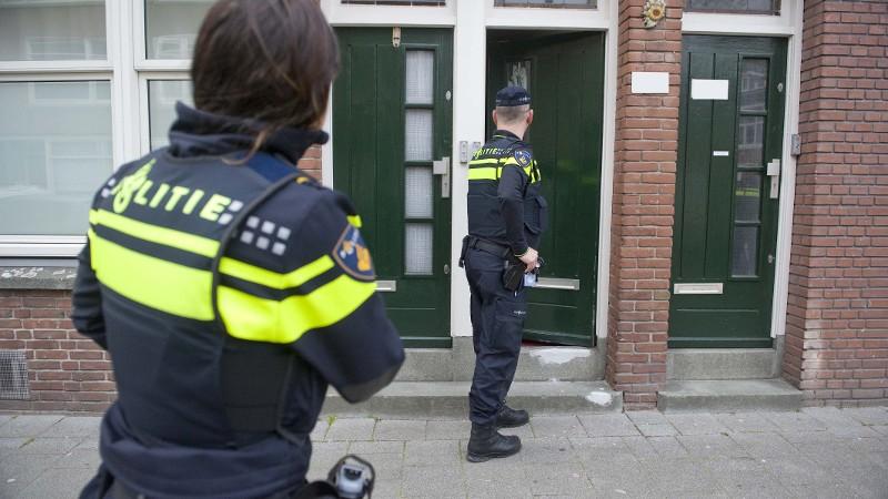 Vreemd rijgedrag leidt naar drugswoning (Foto: stockfoto politie)