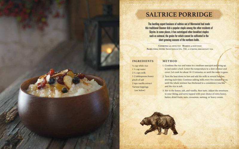 The Elder Scrolls Cookbook (Foto: Bethesda)