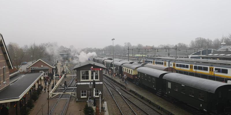 Stoomtrein Hoorn-Medemblik (Foto: DJMO)