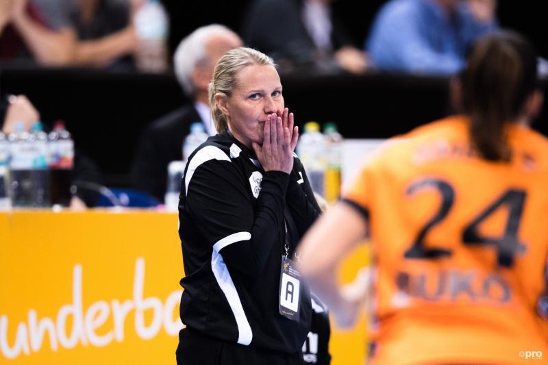 Thomsen stopt als bondscoach van de Nederlandse handbalsters (Pro Shots / Bildbyran)