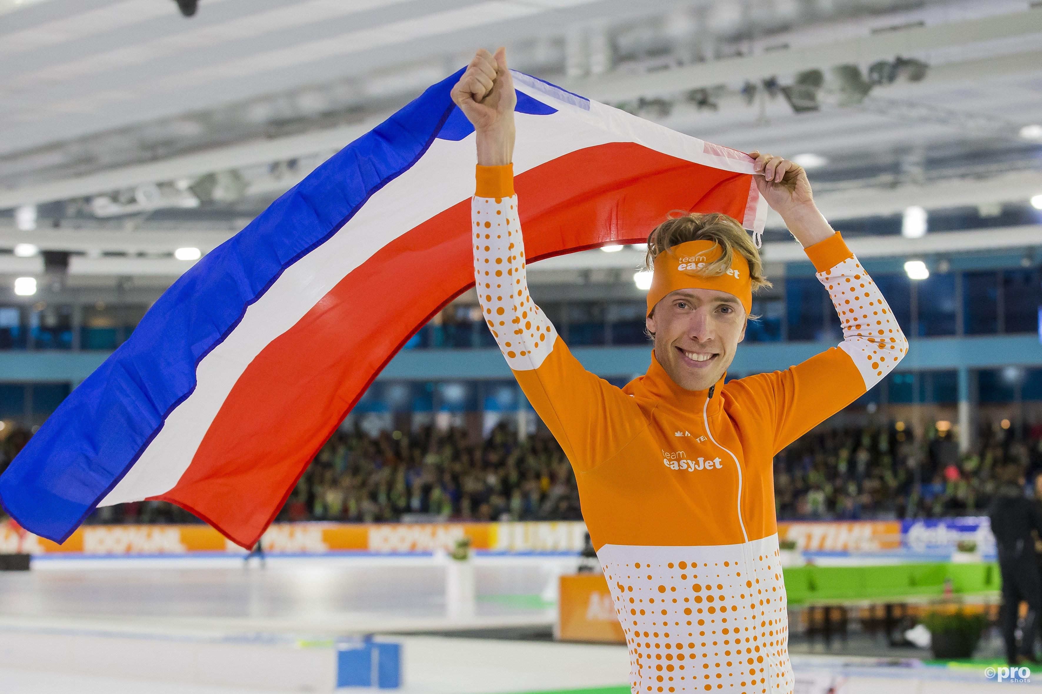 Jorrit Bergsma de beste op de 10k. (PRO SHOTS/Erik Pasman)
