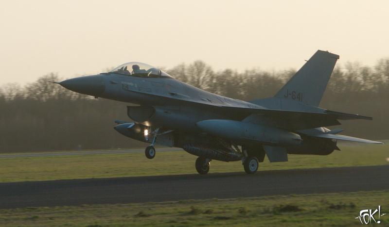 FOK!-reportage: 'Welcome home Air Task Force Middle East' (Foto: FOK!)