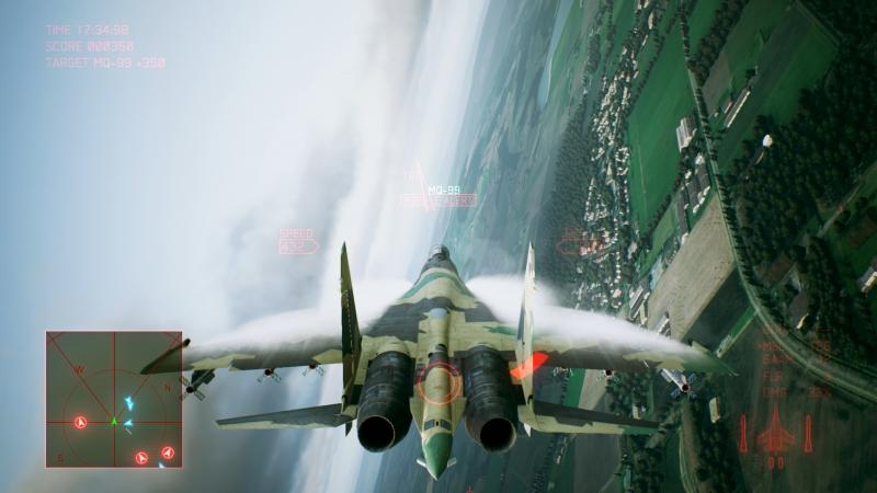 Ace Combat 7: Unknown Skies - Mission (Foto: Bandai Namco)