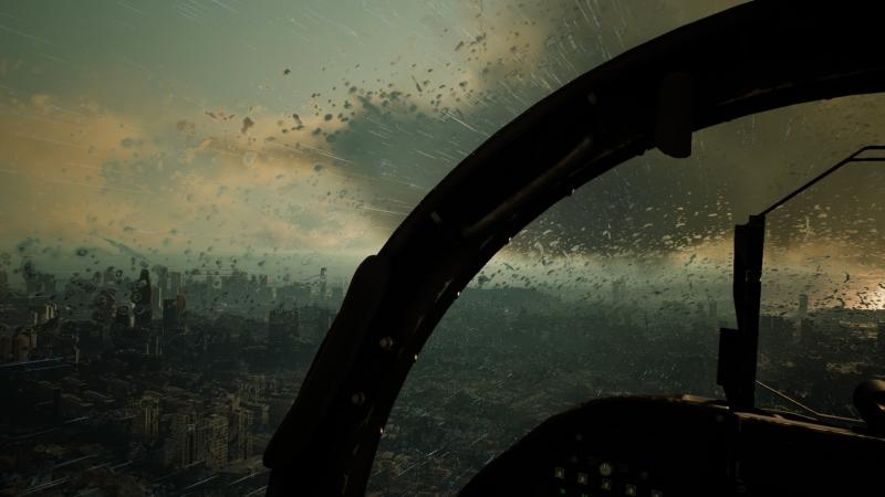 Ace Combat 7: Unknown Skies - Condens (Foto: Bandai Namco)