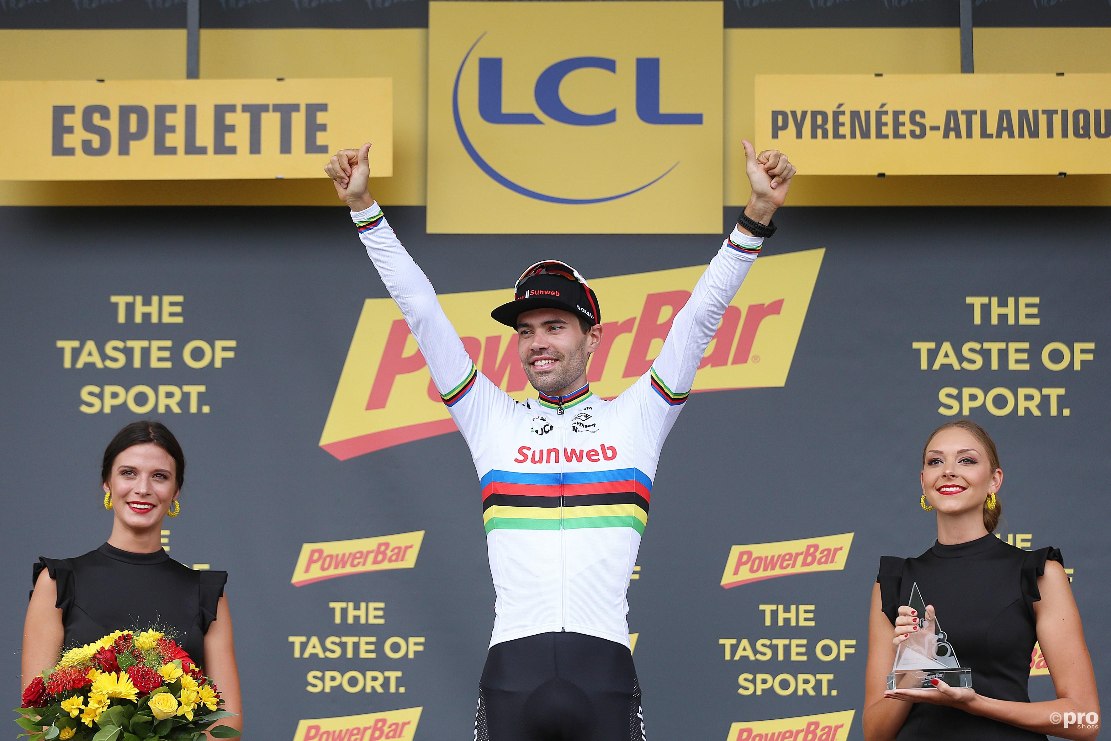 Tom Dumoulin kiest voor de Giro ipv de Tour. (PRO SHOTS/George Deswijzen)