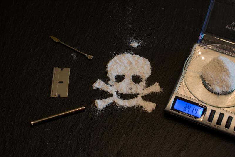 Drugsgebruiker: 'Ik heb geen drugs bij me, echt niet' (Foto ter illustratie ©Pxhere)