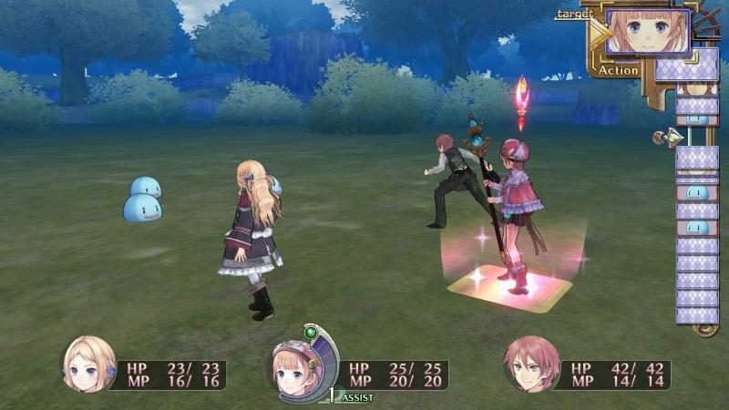 Atelier Arland Series Deluxe Pack - Battle (Foto: Koei Tecmo)