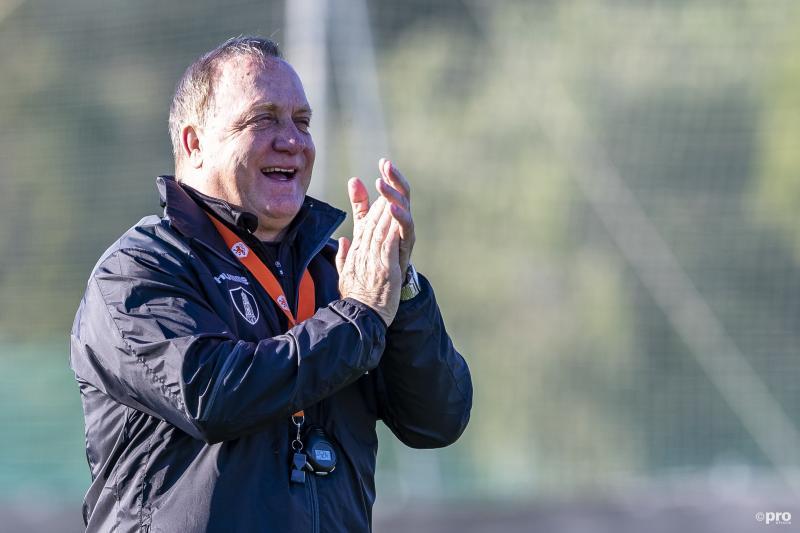 Advocaat en FC Utrecht na dit seizoen uit elkaar (Pro Shots / Marcel van Dorst)