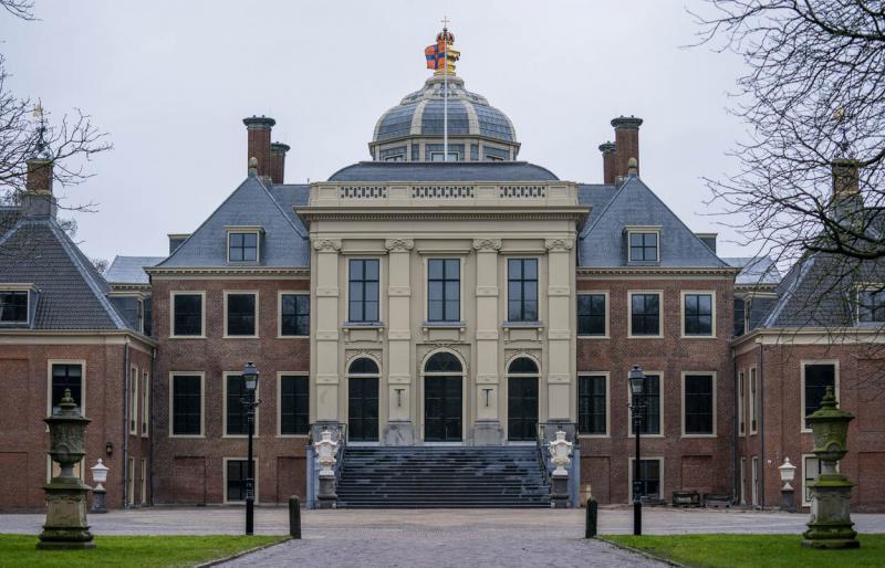 Koninklijk gezin verhuisd naar Paleis Huis ten Bosch (©RVD - Freek van den Bergh)