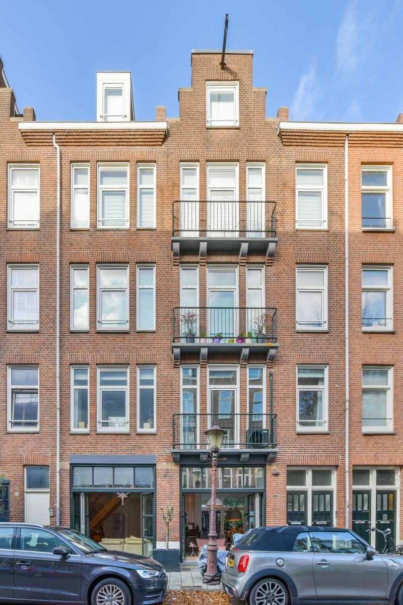 Sluisstraat Amsterdam  (Foto: Funda)