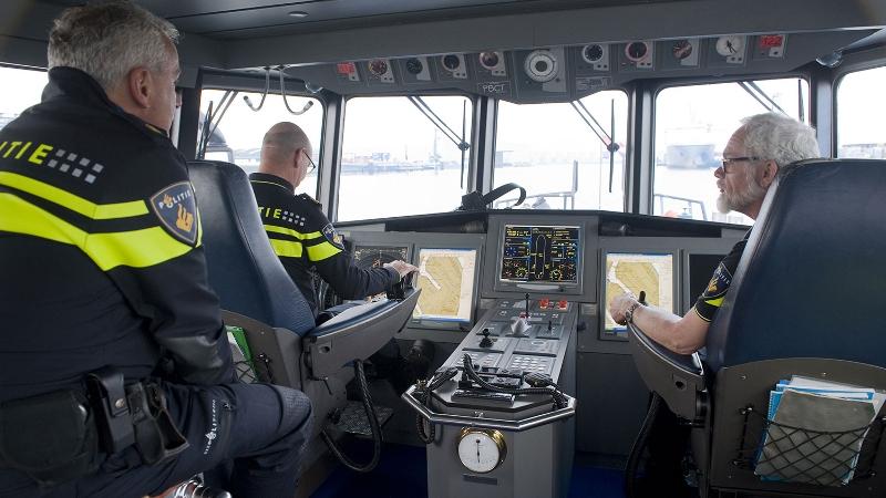 Vaarverbod voor dronken schipper (Foto: Stockfoto Politie.nl)