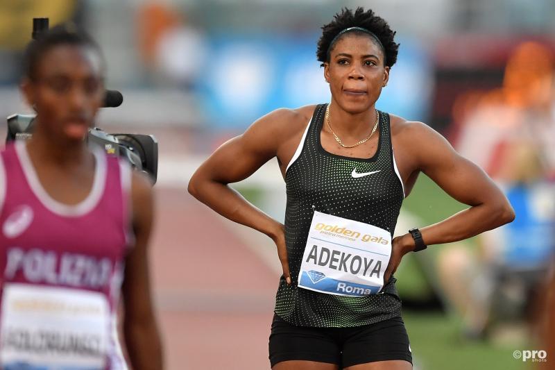 Atlete Adekoya positief getest op anabole steroïde (Pro Shots / Insidefoto)