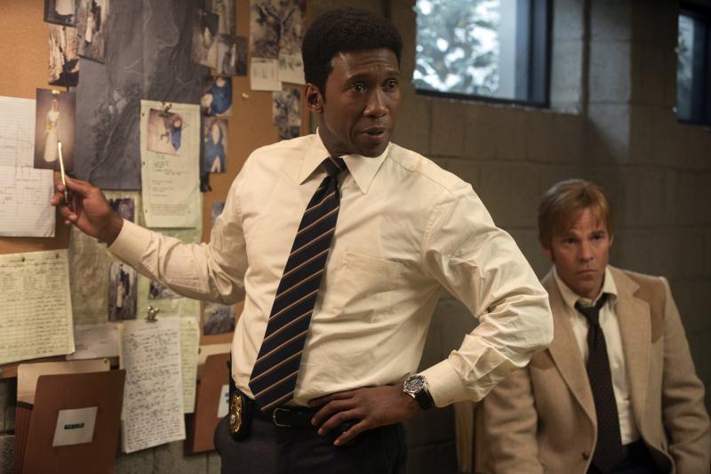 True Detective: Mahershala Ali en Stephen Dorff