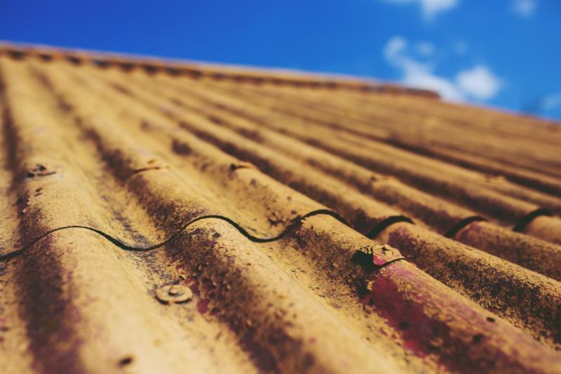 Asbest (Stockfoto: PXHere)