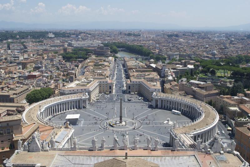 Aangifte tegen de Paus: 'RKK is een criminele organisatie' (Foto: pxhere)