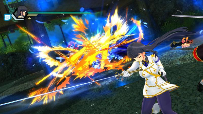 Senran Kagura Burst Re:Newal - Battle (Foto: Marvelous)