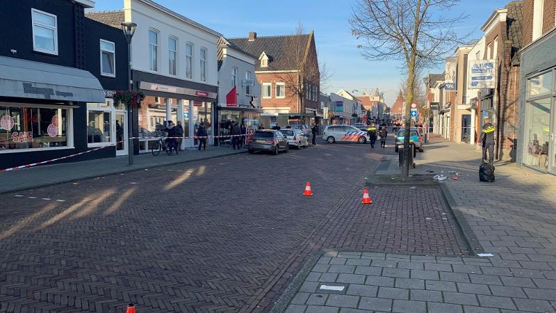Agressieve Pool verwondt 3 agenten tijdens arrestatie (Foto: Politie.nl)