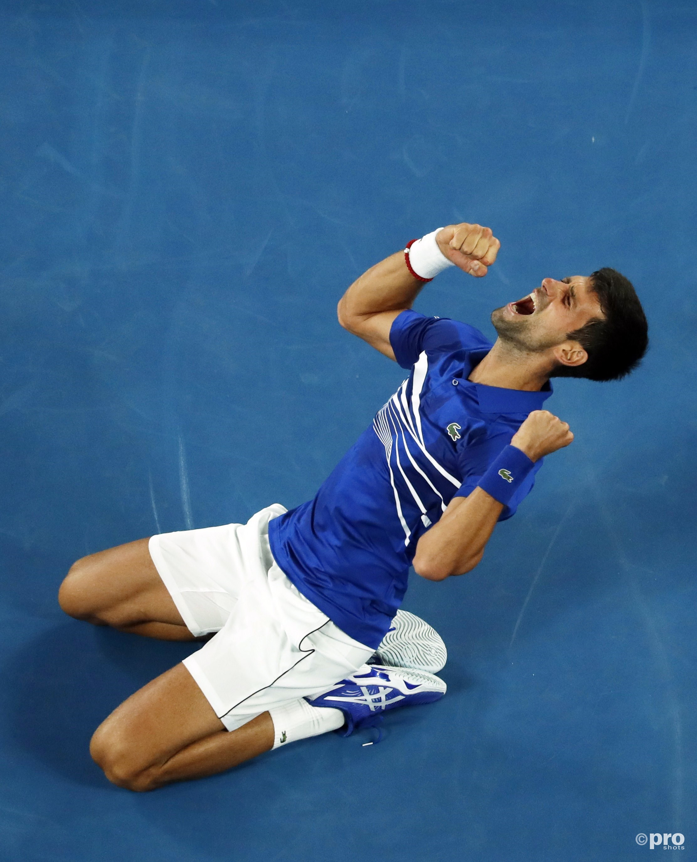 De zevende Australian Open-titel is binnen voor Djokovic (Pro Shots/Action Images)