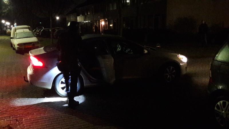 5 mannen van hun bed gelicht na reeks autodiefstallen (Foto: Politie)