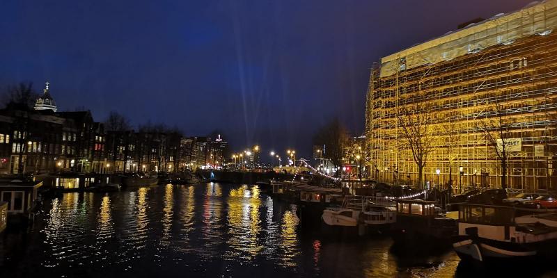 'Amsterdam heeft minst betaalbare huizen ter wereld' (Foto: DJMO)