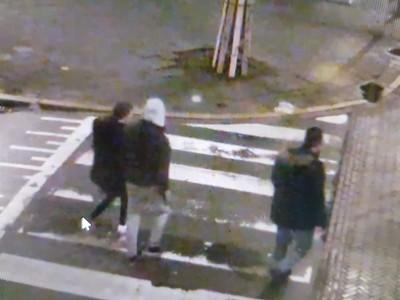 Politie ontdekt ontvoering dankzij cameratoezicht (Foto: Politie:.nl)