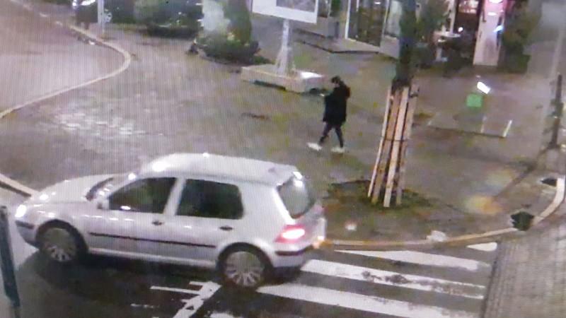 Politie ontdekt 'ontvoering' dankzij cameratoezicht (Foto: Politie:.nl)