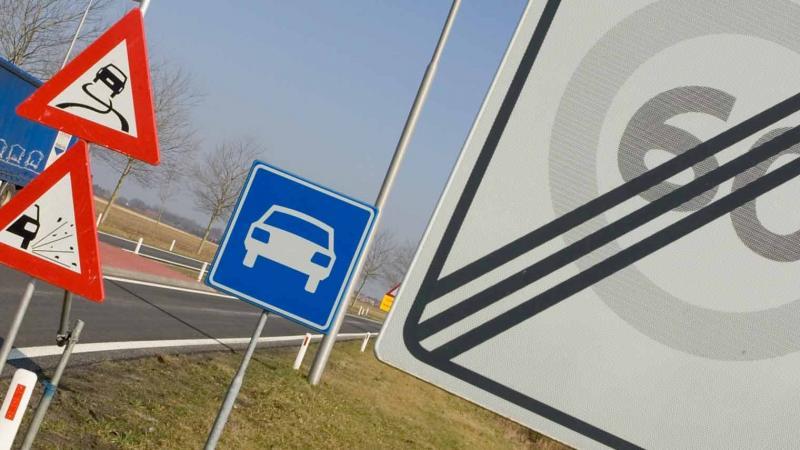 ANWB: nieuwe verkeersregels amper bekend (Foto: ANWB)