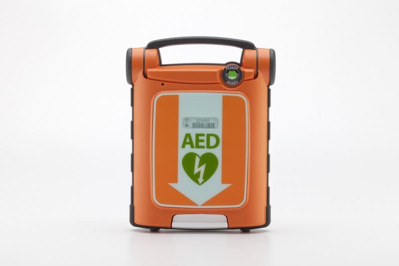 16-jarige veroordeeld voor het stelen van 6 AED's (Foto ter illustratie)