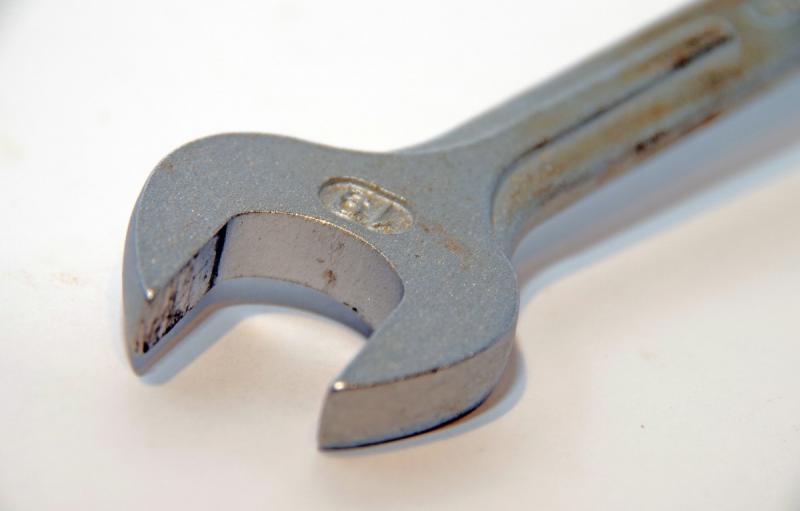 Niet de moersleutel uit het verhaal (Foto ter illustratie: Pxhere)